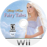 Story Hour: Fairy Tales Wii disc (R4FE20)