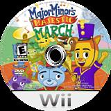 Major Minor's Majestic March Wii disc (R4NE5G)