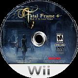 Fatal Frame 4: Mask of the Lunar Eclipse CUSTOM disc (R4ZE01)