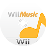 Wii Music Wii disc (R64E01)