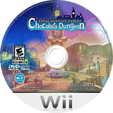 Final Fantasy Fables: Chocobo's Dungeon Wii disc (R7FEGD)