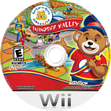 Build-A-Bear Workshop: Friendship Valley Wii disc (R9UE52)