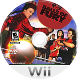 Balls of Fury Wii disc (RBFE20)