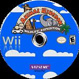 Animal Kingdom: Wildlife Expedition Wii disc (RD6EE9)