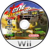 Excite Truck Wii disc (REXE01)