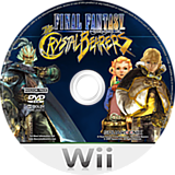 Final Fantasy Crystal Chronicles: The Crystal Bearers Wii disc (RFCEGD)