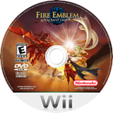 Fire Emblem: Radian Dawn Undub CUSTOM disc (RFEPUD)