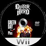 Guitar Hero III Custom:Green Day Plus CUSTOM disc (RG0E52)