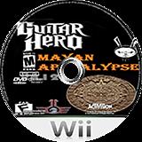 Guitar Hero Mayan Apocalypse CUSTOM disc (RG4E52)
