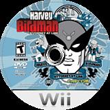 Harvey Birdman: Attorney at Law Wii disc (RGBE08)