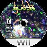 Geometry Wars: Galaxies Wii disc (RGLE7D)