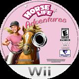 Horse Life Adventures Wii disc (RH5EVN)