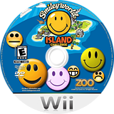 Smiley World: Island Challenge Wii disc (RIDE20)