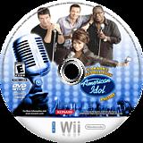 Karaoke Revolution Presents: American Idol Encore Wii disc (RIEEA4)