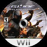 G.I. JOE: The Rise of Cobra Wii disc (RIJE69)