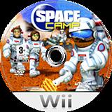 Space Camp Wii disc (RIYE52)
