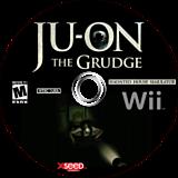 Ju-on: The Grudge Wii disc (RJOEXJ)