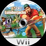 Go Play Lumberjacks Wii disc (RJXE5G)