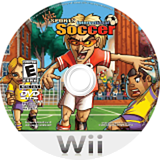 Kidz Sports: International Soccer Wii disc (RKTENR)