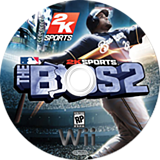 The BIGS 2 Wii disc (RKVE54)