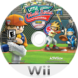 Little League World Series Baseball 2008 Wii disc (RLHE52)