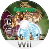 Myth Makers: Orbs of Doom Wii disc (RMQENR)