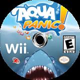 Aqua Panic! Wii disc (RO9EFS)