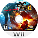 Monster Hunter G (English Patched) CUSTOM disc (ROMESD)
