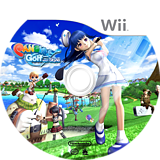Super Swing Golf Wii disc (RPYE9B)