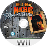 Mad Dog McCree Gunslinger Pack Wii disc (RQ5E5G)