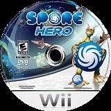 Spore Hero Wii disc (RQOE69)