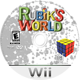 Rubik's World Wii disc (RRZEGY)