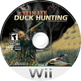 Ultimate Duck Hunting Wii disc (RS2EGJ)