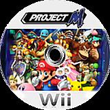 Super Smash Bros. Project M CUSTOM disc (RSBEN1)