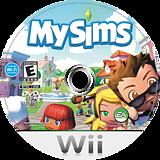 MySims Wii disc (RSIE69)