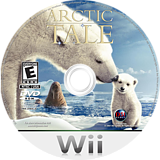 Arctic Tale Wii disc (RT2E20)