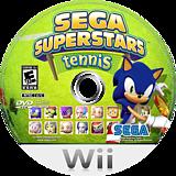 SEGA Superstars Tennis Wii disc (RT5E8P)