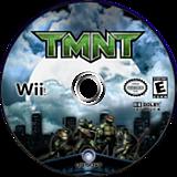 TMNT Wii disc (RTME41)