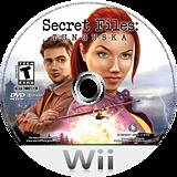Secret Files Tunguska Wii disc (RTUEJJ)