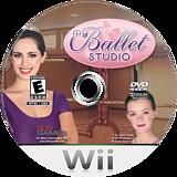My Ballet Studio Wii disc (RU9EGT)