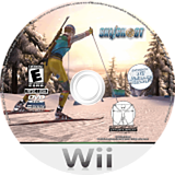 Ski and Shoot Wii disc (RUME5Z)
