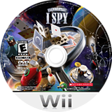 Ultimate I SPY Wii disc (RUZE7T)
