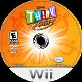 Disney Th!nk Fast: The Ultimate Trivia Showdown Wii disc (RXDE4Q)