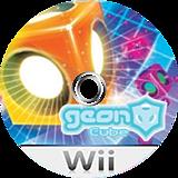 Geon Cube Wii disc (RXGE6K)