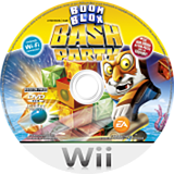Boom Blox: Bash Party Wii disc (RYBE69)