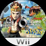 SPRay Wii disc (RYIE9B)