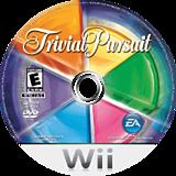 Trivial Pursuit Wii disc (RYQE69)