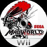 MadWorld Wii disc (RZZE8P)