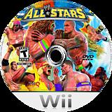 WWE All Stars Wii disc (S2WE78)