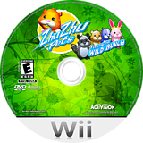 Zhu Zhu Pets: Featuring The Wild Bunch Wii disc (S2ZE52)